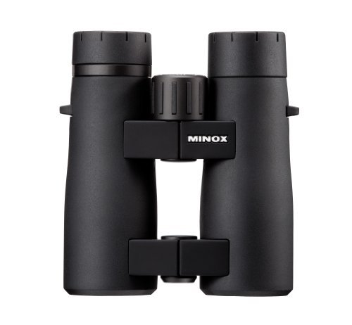 Minox BV Binocular, 10x44, Black by Minox