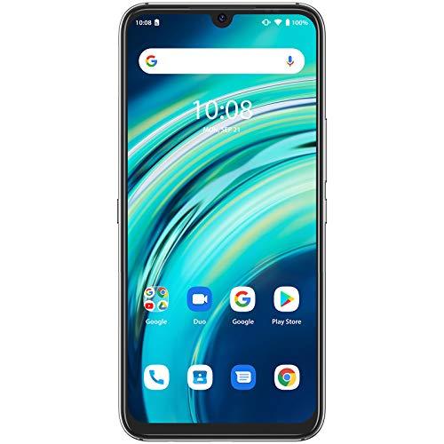UMIDIGI A9 Pro 6GB RAM + 128GB ROMスマートフォン本体 Android 10.0 4150mAh スマホ本体 6.3 FHD+フルスクリーン SIMフリー スマホ 本体 48MP+16MP+5MP 4眼カメラ オクタコア グローバルバージョン 顔認証 指紋認証 技適認証済 (オニキスブラック)