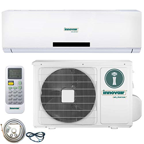 Innovair Air Conditioner Inverter Ductless Wall...