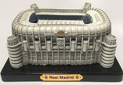 JLK Figura Oficial Estadio Santiago BERNABEU. Real Madrid. (Pequeña)