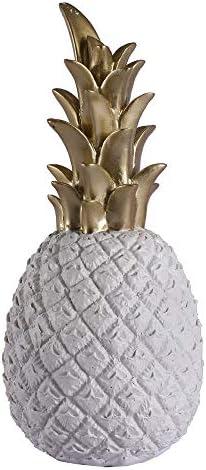 Resin Pineapple Decoration Household Decorative Pineapple Fashion Artificial Pineapple Fake product image