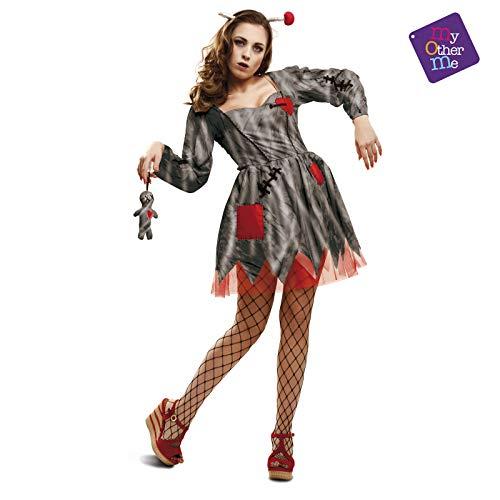 My Other Me - Siniestros Halloween Siniestros Disfraz, Multicolor, S Fun Company 202745