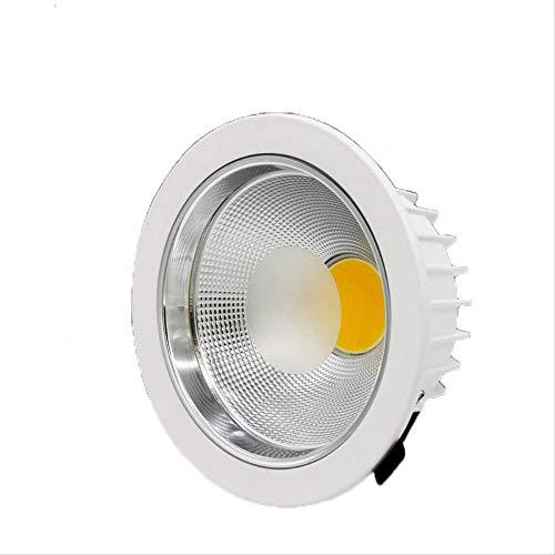 GU10 MR16 2x Downlight encastré luminaire plafond Spring clips Spotlight