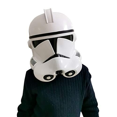 PVC Stormtrooper Helmet White Imperial Stormtrooper Cosplay Helmet Adult Halloween Cosplay Mask Prop