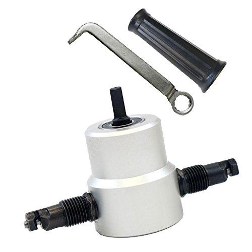 Blechnibbler Blechknabber Vorsatz Für Bohrmaschinen, Autoreparatur Wartung Und Blech
