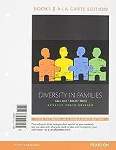 Diversity in Families , Books a la Carte (10th Edition) by Baca Zinn, Maxine, Eitzen, D. Stanley, Wells, Barbara(May 7, 2015) Loose Leaf