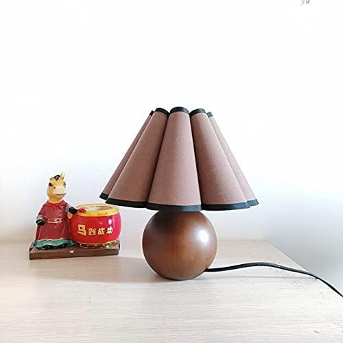 Latest Design!2021 Yuki's Stil Koreanischer Holz Dirty Wood Lampentisch E27 für Restaurant Esstisch LED Beleuchtung für Kinder Shadow