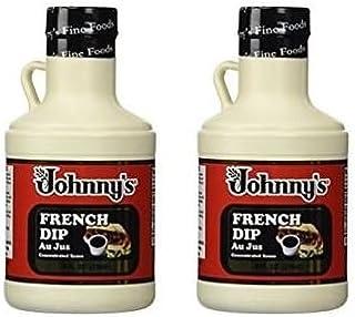 Johnnys Fine Foods Au Jus Frnch Dip (2 Pack)