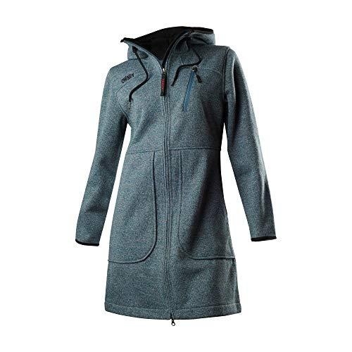 Outdoor Softshell Mantel Lana blau Gr. M