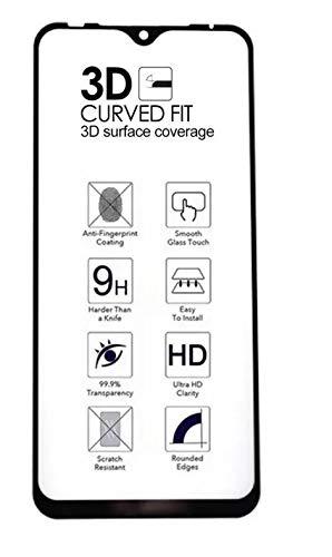 Película De Vidro Full Cover Cobre 100% 3D 5D 6D Motorola Moto One Macro Tela 6.2