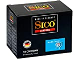 Sico Sac de 50 Préservatifs Marathon