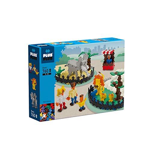 Plus-Plus- Puzzle de construcción (3750)