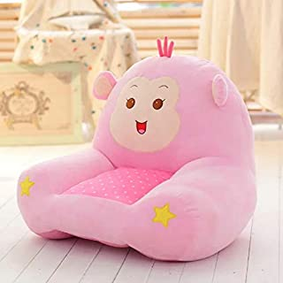 2019 New Children s Fabric Small Sofa Plush toy Plush pillow tatami lazy seat  baby backrest stool Soft Toys- cm 22 8 23 6 14 9 inches