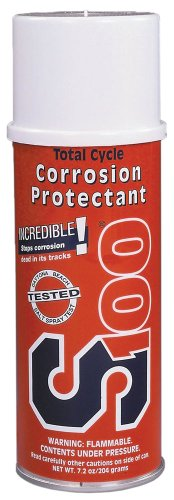 S100 16300A-02 Total Cycle Corrosion Protectant Aerosol - 7.2 oz, 2-Pack