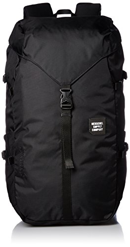 Herschel Supply Co. Barlow Large Black 1 One Size