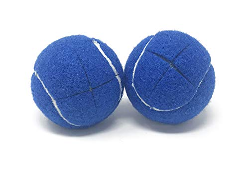 Top Glides Precut Walker Tennis Ball Glides (Dark Blue)