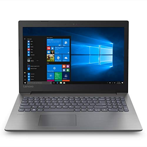 Lenovo Ideapad 330 Core i3 7th gen 15.6-inch Laptop (4GB + 16 GB Optane RAM/1TB HDD/Windows 10 Home/2 GB Graphics/Onyx Black), 81DE01K3IN