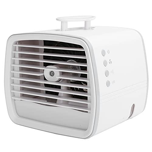 Humidificador Fresco de la Niebla, Mini acondicionadores de Aire del Espacio 480ml refrigerados por Agua para la Escuela para la Oficina