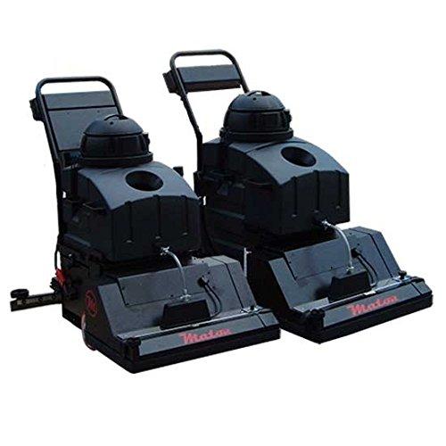 Fregadora barredora combinada eléctrica 230V | ROLLER 2X500
