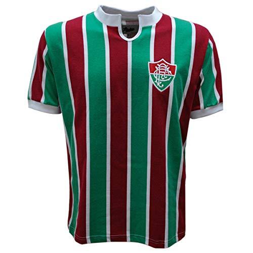 Camisa Fluminense 1976 Liga Retrô Listrada GG