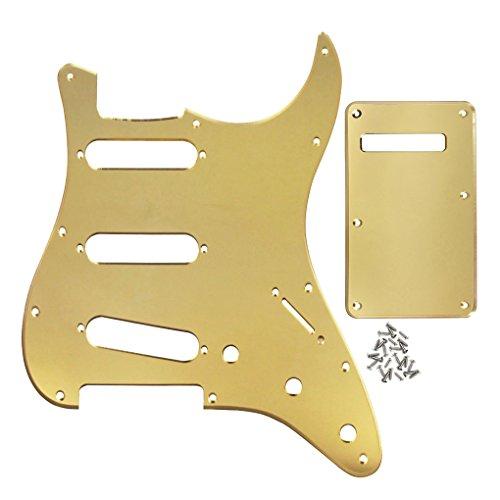 IKN Guitar Pickguard 11 agujeros SSS Scratchplate...