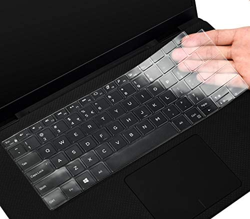 CaseBuy Premium Keyboard Cover Skin for Dell New XPS 13 9300 9310 13 4 inch Touchscreen Dell product image