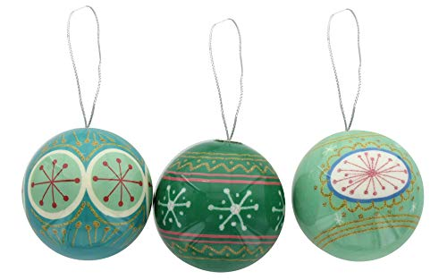 SPC Stryrofoam Ornament With Stars Astd Mint