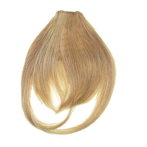 74 VANESSA GREY Toutes les couleurs disponibles, Une Pince À Clip Frange Blond Miel Doré Vraiment Naturelle