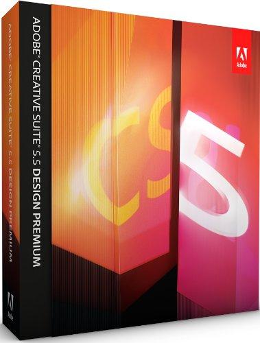 Adobe CS5.5 Design Premium - Mise à jour depuis Design Premium CS5 [Mac]