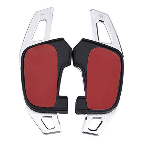 YXSMBP Auto Stuurwiel Schakelpaddels DSG Shift Paddle Uitbreiding Shifters Sticker, Voor VW Golf 7 GTI R Line GTE GTD MK7