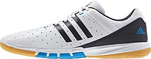 adidas TT Courtblast Elite (weiß/blau, 36 2/3)