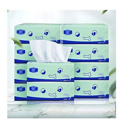 Toallas Secamanos Papel,Toalla Doméstica Ultra Suave Ecologico, Z Tissue o Zig Zag Toallitas,sin Aditivos, Piel Fresca, No Irritante, 24 Paquetes, 4 Capas, 75 Bombas, 300 Hojas ( Color : 72 packs )