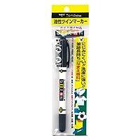 トンボ鉛筆 油性ツインマーカー なまえ専科パック MCA-111 【 3セット】