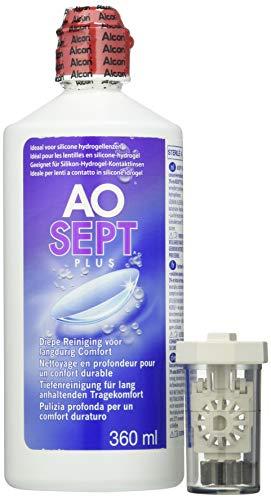 Aosept Plus Kontaklinsen-Pflegemittel, Sparpack, 5 x 360 ml - 4
