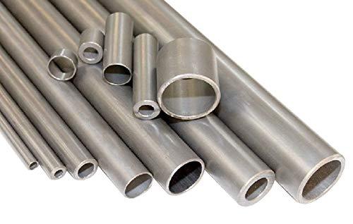 Präzisionsrohr nahtlos E235 Blank Länge 1000mm von 8x1mm bis 50x10mm 8mm x 1mm