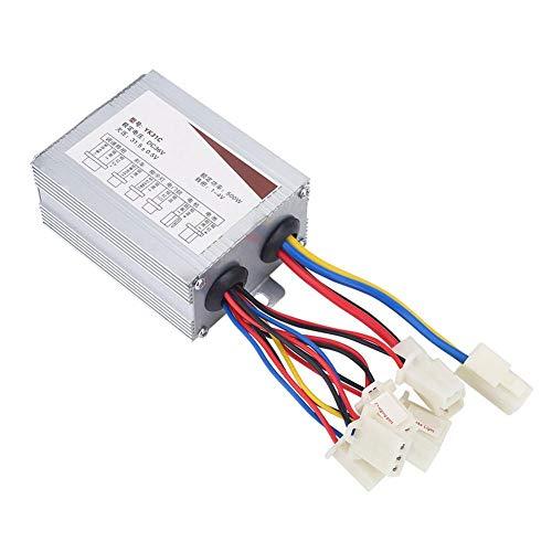 Goick Motor Controller-36V 500W Caja de Controlador de Cepillo de Motor para...
