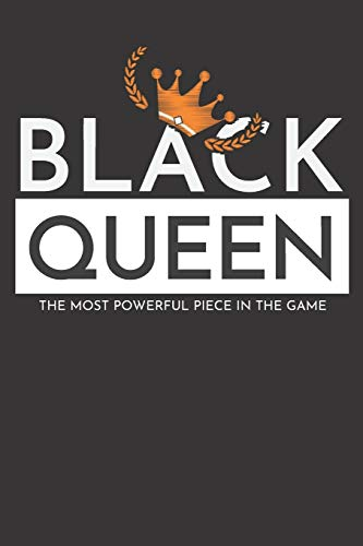 Compare Textbook Prices for Black Queen The Most Powerful Piece in the Game: Black Girl Diva Running and Jogging Log Book Notebook 6x9 Inches 100 Pages Monthly Calendar Planner, Race Record, Melanin Girl, Black Afro Queen  ISBN 9781650047560 by Black Deep Magic