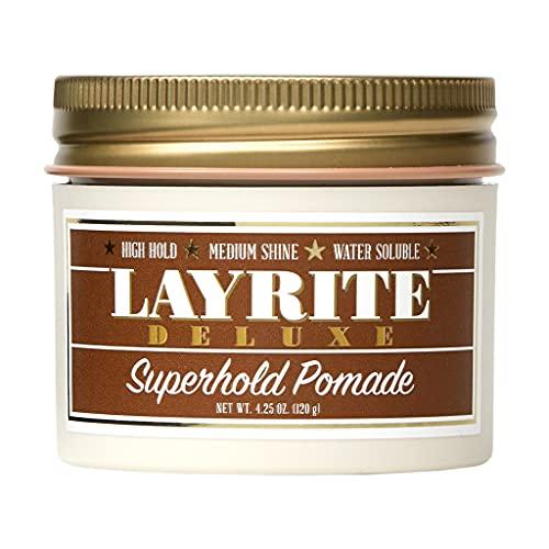 Layrite Superhold Pomade, 4.25 oz