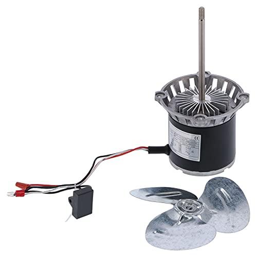 Kit de motor de ventilador de condensador AC 220 / 240V KL-45 para horno de túnel de caldera de soldadura por reflujo