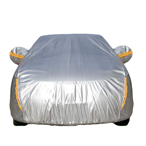 QI-CHE-YI autohoes zonnescherm regendicht compatibel met Ford, Escort, Focus, Mondeo, Taurus, Fiesta, Edge, Kuga, Eso Sport,