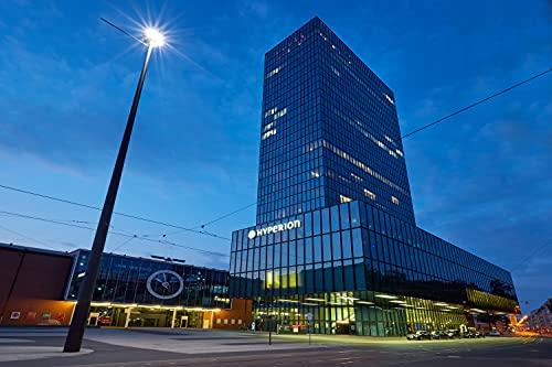 Reiseschein - 3 dagen weekendtrip basel voor 2 in 4* Hyperion Hotel Basel - hoteltegoedbon cadeaubon korte reis korte vakantie reis cadeau