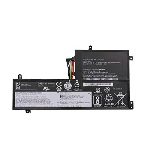 L17C3PG2 5B10Q88557 5B10W67295 L17M3PG2 5B10Q88560 Reemplazo de la batería del portátil para Lenovo Legion Y730-15ICH Y740-15ICHG Y740-15IRH Y740-15IRHG Series(11.25V 52.5Wh 4965mAh)