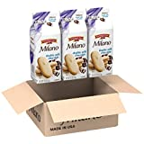 Pepperidge Farm, Milano, Cookies, Double Milk Chocolate, 7.5 Ounce (Pack of 3)