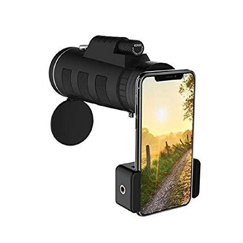 Best Buy! Gfones Mini Portable Durable 40 x 60 Monocular Telescope Outdoor Monocular Monoculars