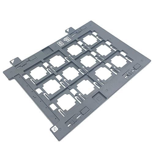 Alta qualità 1PC X Dodici 35 Mm Supporto per diapositive Supporto per striscia di pellicola per scanner fotografico negativo Supporto per diapositive adatto per Epson Perfection V700 V750 V800 V850