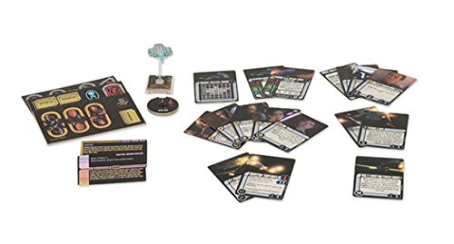 Star Trek Attack Wing Interceptor Defiant Mirror Universe Expansion - Miniatures Game