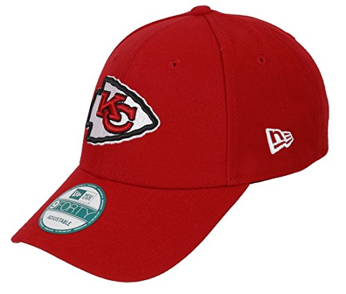New Era 9Forty NFL The League Team Cap (one Size, Kansas City Chiefs)