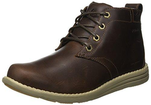 Columbia Herren Irvington Ii Ltr Wp Chukka Boots, Braun, Braun (Cordovan, Pebble), 42.5 EU