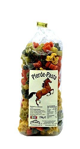 Gutting Pfalznudeln Pferde Pasta 250g - Nudeln mit Motiv Pferd