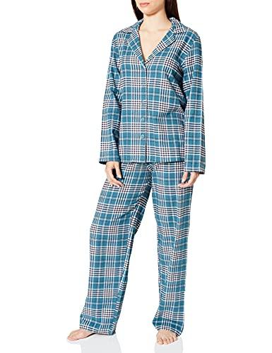 flanell schlafanzug damen otto